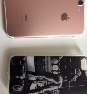 Apple IPhone 7 Rose Gold 128 gb
