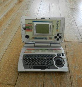 Компьютер и планшет