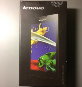 СРОЧНО Планшет Lenovo Tab 2 A7-30 8Gb (чёрный)
