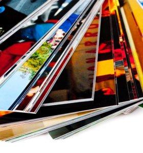 Настенные художественные календари разных лет