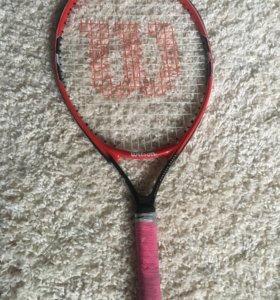 Ракетка для большого тенниса р. 23