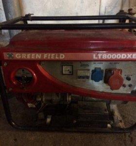 Бензиновый генератор LT8000DXE3