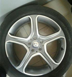 колеса на мерседес