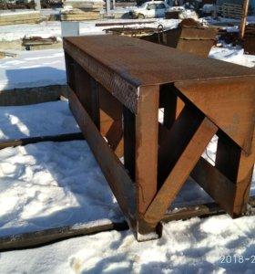 Слесарный стол под верстак