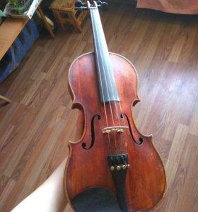Продам скрипку мастеровая.Целая