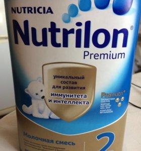 Смесь Nutrilon 2 Premium 800 г с 6 месяцев