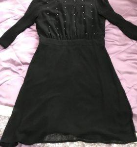 Чёрные платья, состояние отличное