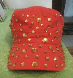 Суперская кепка