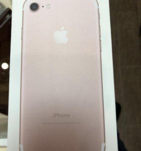IPhone 7 128 Roce Gold