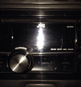 Автомагнитола JVC