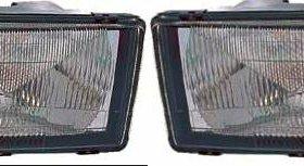 Фара передняя левая правая для Мерседес Актрос 96