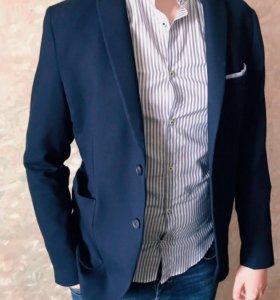 Пиджак Zara smart casual