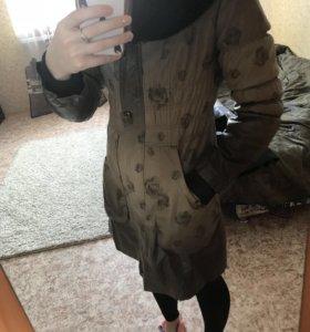 Куртка-пальто