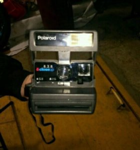 Фотоаппарат Палароид.