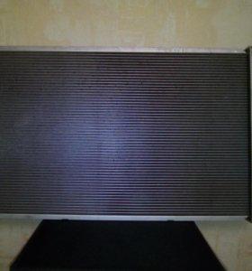 Радиатор охлаждения королла е150, аурис, филдер