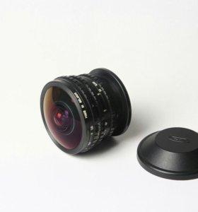 Объектив Peleng 3,5/8mm