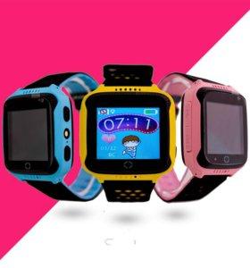 Детские часы GPS SMART BABY WATCH Q66