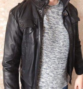 Куртка из эко-кожи Стокманн