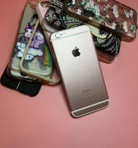 Айфон 6s 64g розовый