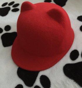 Шляпка- ушки