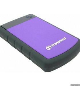 Внешний жёсткий диск Transcend 1 Tb
