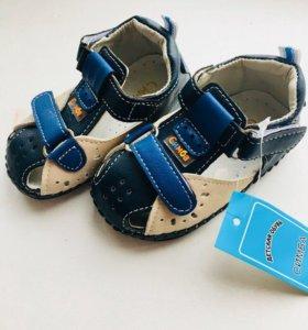Детские сандали (ортопедические)