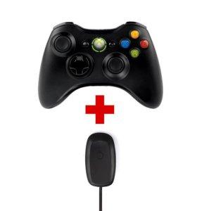 Беспроводной геймпад Xbox360 (оригинал)