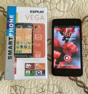 Телефон VEGA смартфон