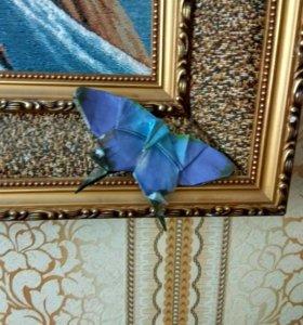 Обьемные оригами изделия