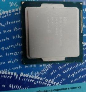Процессор INTEL CORE i5 4670. 3,4GHZ