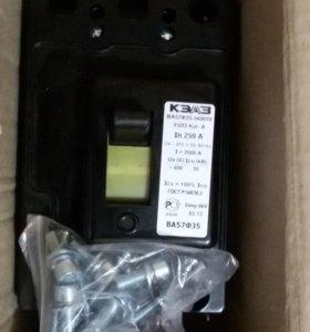 Выключатель автоматический ва57Ф35 250А