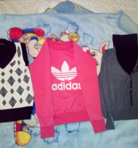 Вещи на девушку
