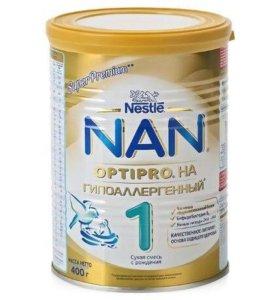 NAN 1 гипоаллергенная