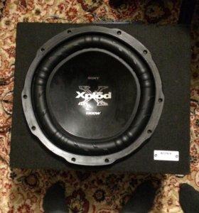 Sony xplod 1300