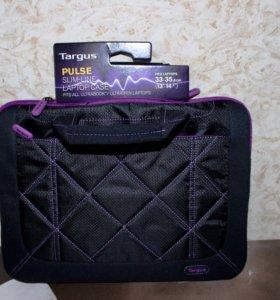 Сумка для ноутбука до 14.1 фиолетовая