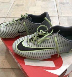 Бутсы Nike Mercurial
