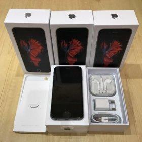Новые iPhone 6s на 16/64 ГБ оригинал магазин