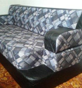 Новый уютный универсальный диван
