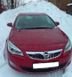 Opel Astra J, Дв.1.6., 115 Л.С. МКПП, 2011 г.в.