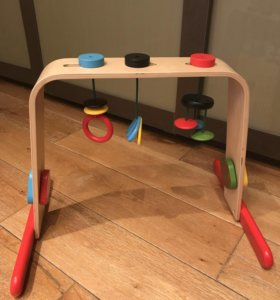 Тренажёр для младенца (мобиль)