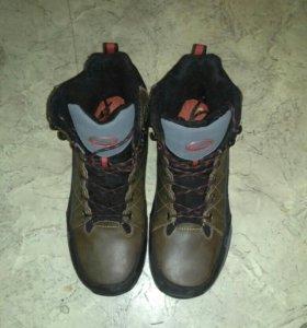 Ботинки зимние мужские 41 размера, ботинки Адидас