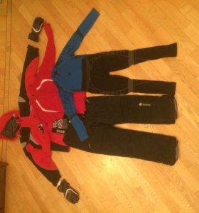 Детский лыжный костюм Ripzone + термобельё