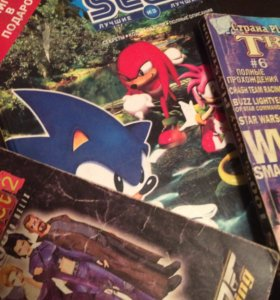 Книги кодов - Sega, PS 1