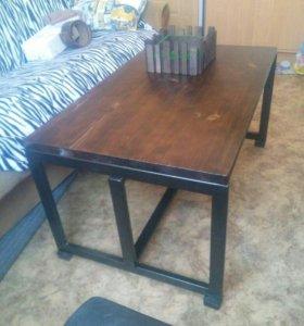 Новый дизайнерский стол