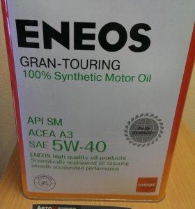 Моторное масло Eneos SAE 5W-40 (4лит)
