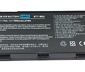 Аккумулятор для ноутбука MSI (BTY-M6D) GT60