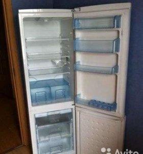двухкамерный холодильник БЕКО121
