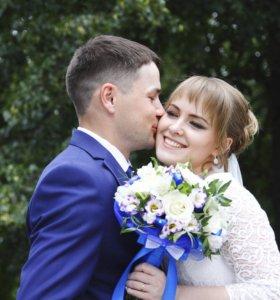 Свадебная фотосъемка, фотограф на свадьбу
