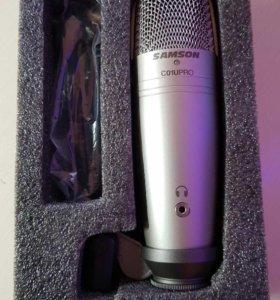 Студийный микрофон SAMSON C01U PRO
