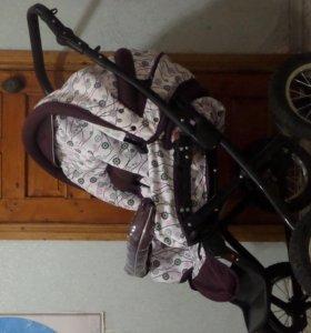 Детская коляска Caretto 2 в 1
